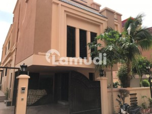 500 Sq Yd Bungalow For Sale At Pechs Block 3