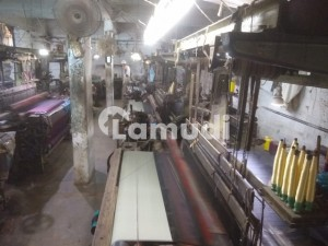 In Orangi Town Factory For Sale Sized 3780  Square Feet