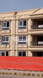 Brand New Flat For Sale In M.A Jinnah Road Vip Entrance Opposite Mazar E Quid