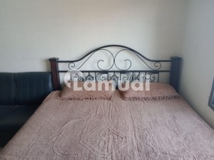 Fully Furnished Room Available For Rent In Reasonable Price With Combine Kitchen
