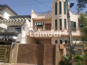 10 Marla Lower Portion For Rent Wapda Town Phase 1