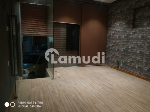350 Sq Feet Shop With Basement For Rent Semi Furnished Shop