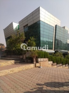 Stunning 4000  Square Feet Office In G-7 Available