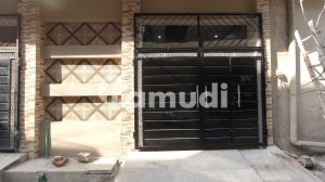 4 Marla House Is Available For Sale In Marghzar Officers Colony