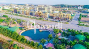 Sector I 5 Marla Corner Extra Land Possession Able Plot For Sale In Bahria Enclave Islamabad