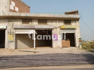 15 Marla Commercial Building For Sale