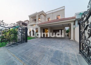 1 Kanal Classical Stylish Bungalow Available In Dha Phase 8