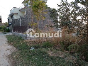 8.5 Marla Residential Plot In Bani Gala Is Available