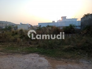 10 Marla Residential Plot Situated In Bani Gala For Sale