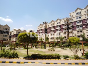 DHA Defence Flat For Rent Sized 1509 Square Feet