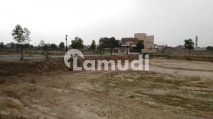 1 Kanal Plot Next To Park Ready To Build Your Dream House On Best Location