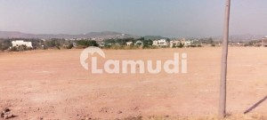 10 Marla Ideal Location Residential Plot Available On Installments In Bahria Enclave 2