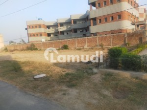 7 Marla Plot On Your Favorite Spot And In Reasonable Budget In Canal Villas