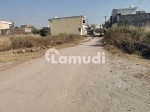 5 Marla Corner Plot For Sale Spring Valley Bhara Kahu Islamabad