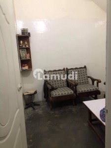 3 Rooms House Available In A Fresh Condition