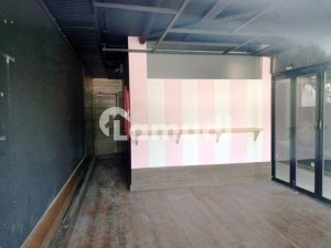 Ground Corner Renovated Shop Is Available For Rent In Hot Location Of Blue Area Islamabad