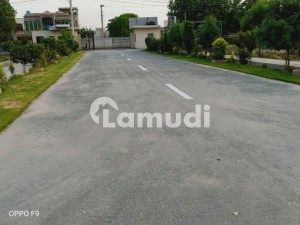 5 Marla Plot For Sale Nespak City Star Canal Road