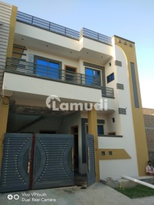 double storey House Available For Rent In Shadman City
