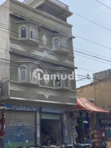 Building For Sale In Korangi No 6 Near Abdul Ghaffur