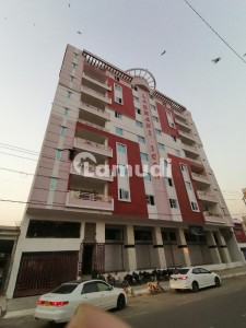 Brand New 6 Rooms Apartment 1900 Square Feet West Open Prime Location Of Khalid Bin Waleed Road