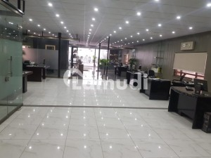 Commercial Hall Is Available For Rent 6000 Sq.ft