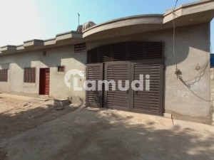 10 Marla House New For Sale  It Is Located In Army Garrision Mailsi.