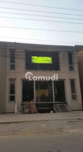 Running Snooker Club Hall Is Available For Rent In Johar Town Neat And Clean Area