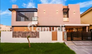 Syed Brothers Offers Corner 10 Marla Brand New Mazhar Munir Design Bungalow For Sale