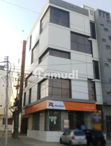 Dha Main Khayaban E Ittehad Total 4400 Sq Ft Office Building On Rent With Lift