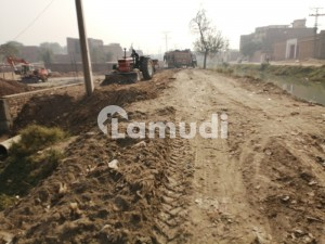 Residential Plot For Sale Situated In Defence Officer Colony