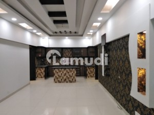 In North Nazimabad Flat Sized 1600 Square Feet For Sale