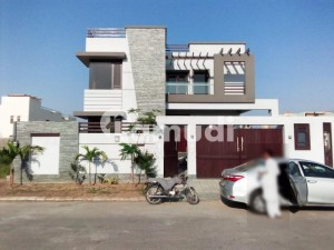 House For Sale 500 Sq Yards 2 Separate Units With Basement Brand New
