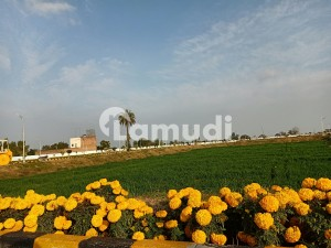 Good 20 Marla Residential Plot For Sale In Jalalpur Jattan Road