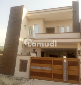 Beautiful Located 5 Marla Brand New House Available For Sale In Bani Gala