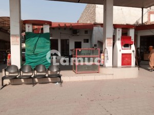 Commercial Land Is Up For Sale Running CNG Pump