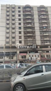 Mezzanine Floor Shop With Rental Income In Karachi Complex On Sir Shah Muhammad Suleman Road