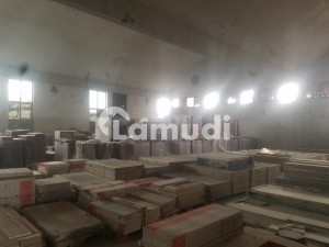 Factory Hall For Rent