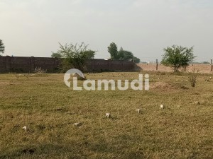 Residential Plot For Sale Situated On Gujrat Road Opposite King Places Marriage Hall Jalalpur Jattan Road