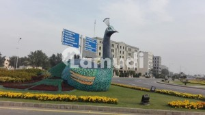 5 Marla Residential Possession Utility Paid Plot For Sale In Bahria Orchard