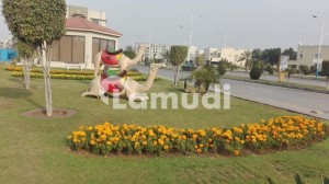 5 Marla Residential Possession Plot For Sale In Bahria Orchard