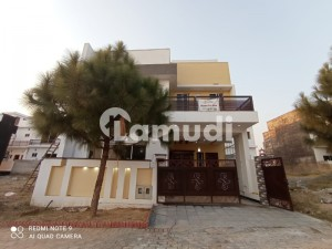 Sector B1 6 Marla Newly Built Boulevard House For Sale In Bahria Enclave Islamabad
