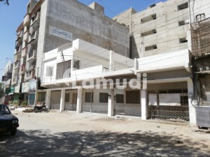 Building For Rent In North Nazimabad Block-k For Banks & Franchises Only
