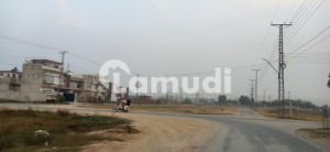 2250  Square Feet Residential Plot Ideally Situated In Punjab University Employees Society