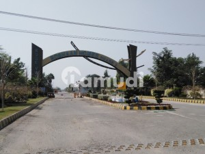 Centrally Located Residential Plot In Roshaan Homes Is Available For Sale