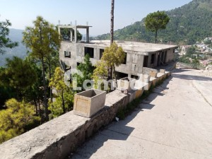 Hot Location Grey Structure Building Available For Sale In Murree