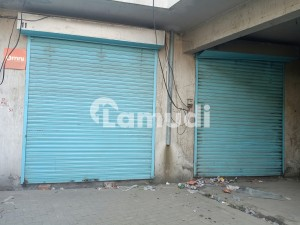 192 Square Feet Shop On Rehman Shaheed Road Is Available