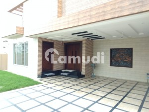 1 Kanal  Almost Brand New Outclass House In Johar Town For Office Or Clinic Etc Near Doctors Hospital Prime Location