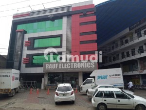 660  Square Feet Shop Is Available For Rent In Kashmir Road