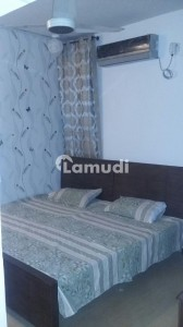 Fully Furnisehd Flat For Rent In Model Town Q Block Lahore