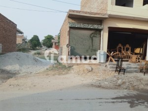 Spacious 248 Square Feet Shop Available For Sale In Jawad Avenue